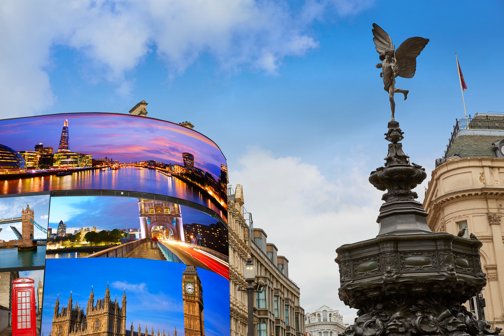 Piccadilly Circus Vs Times Square Shaftesbury Hotels Blog