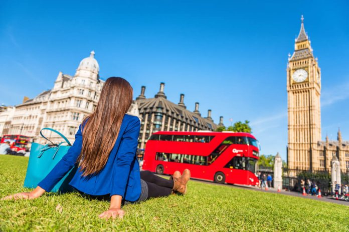 Summer Holiday in london