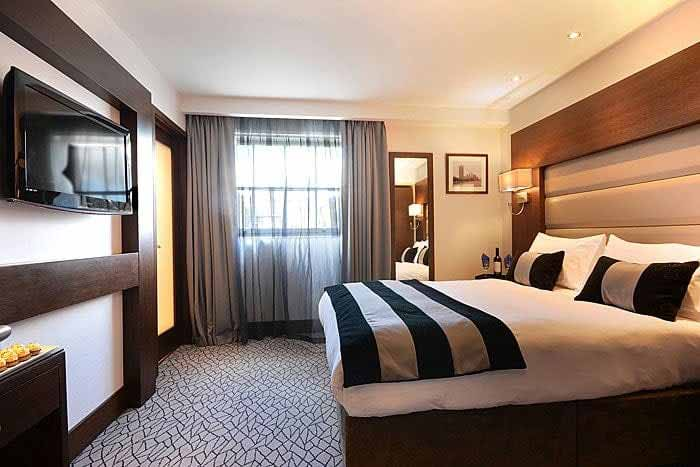 Hotels  Accommodation Paddington Court London