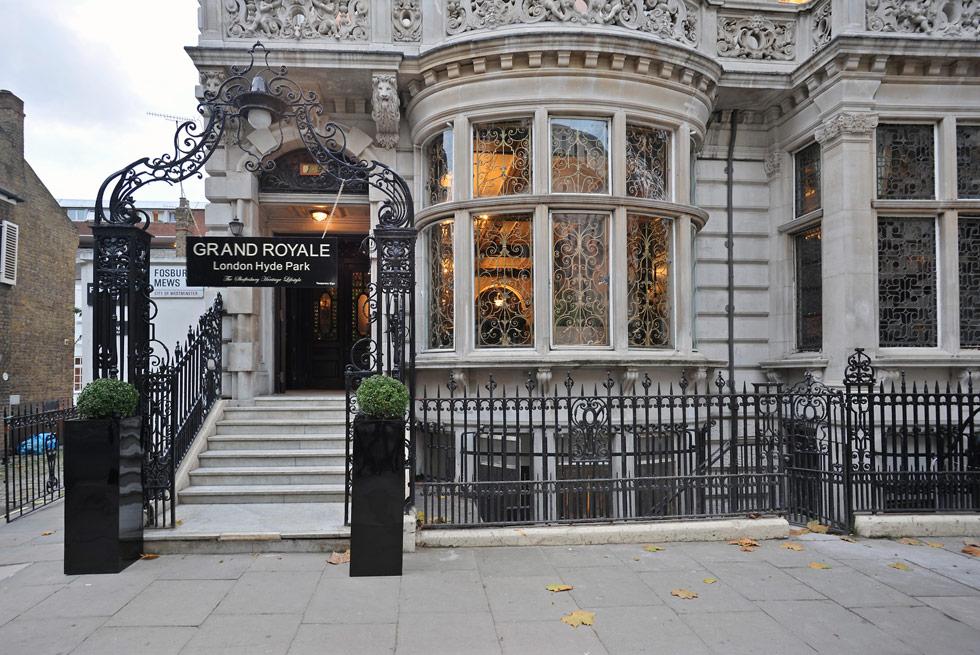 Grand Royale London Hyde Park Hotel
