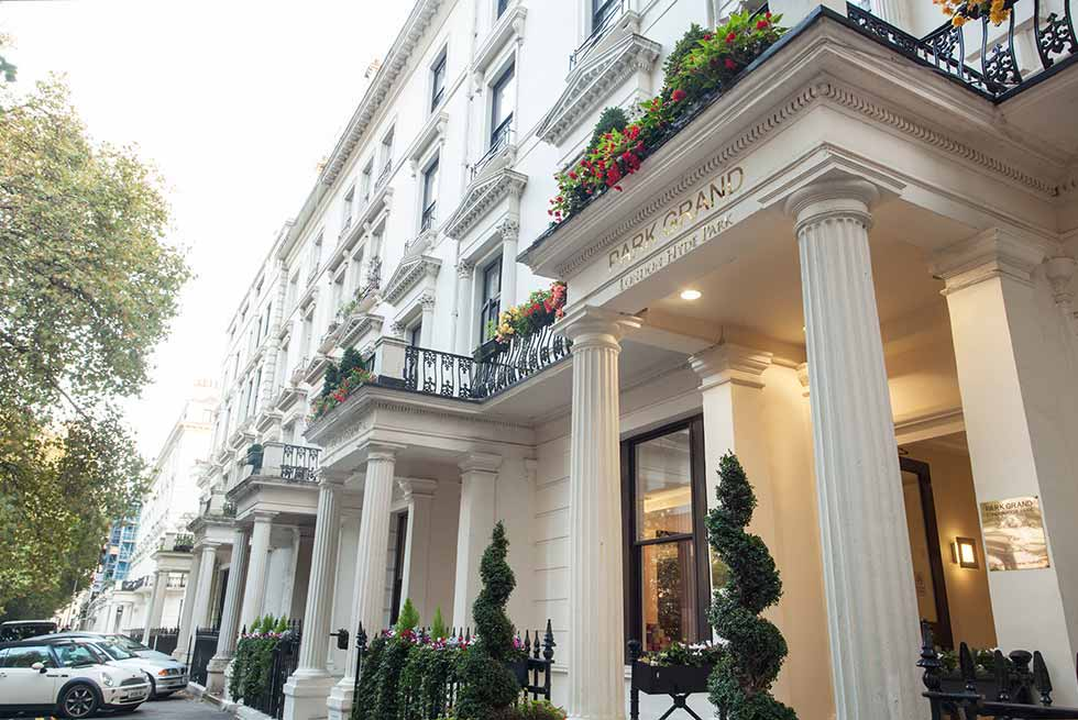 The grand hotel london 2018 world 39 s best hotels for Boutique hotels london trivago