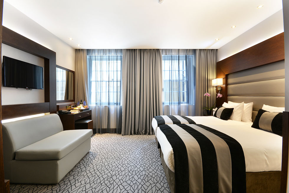 Cheap Hotels near Hyde Park London - budgetplaces