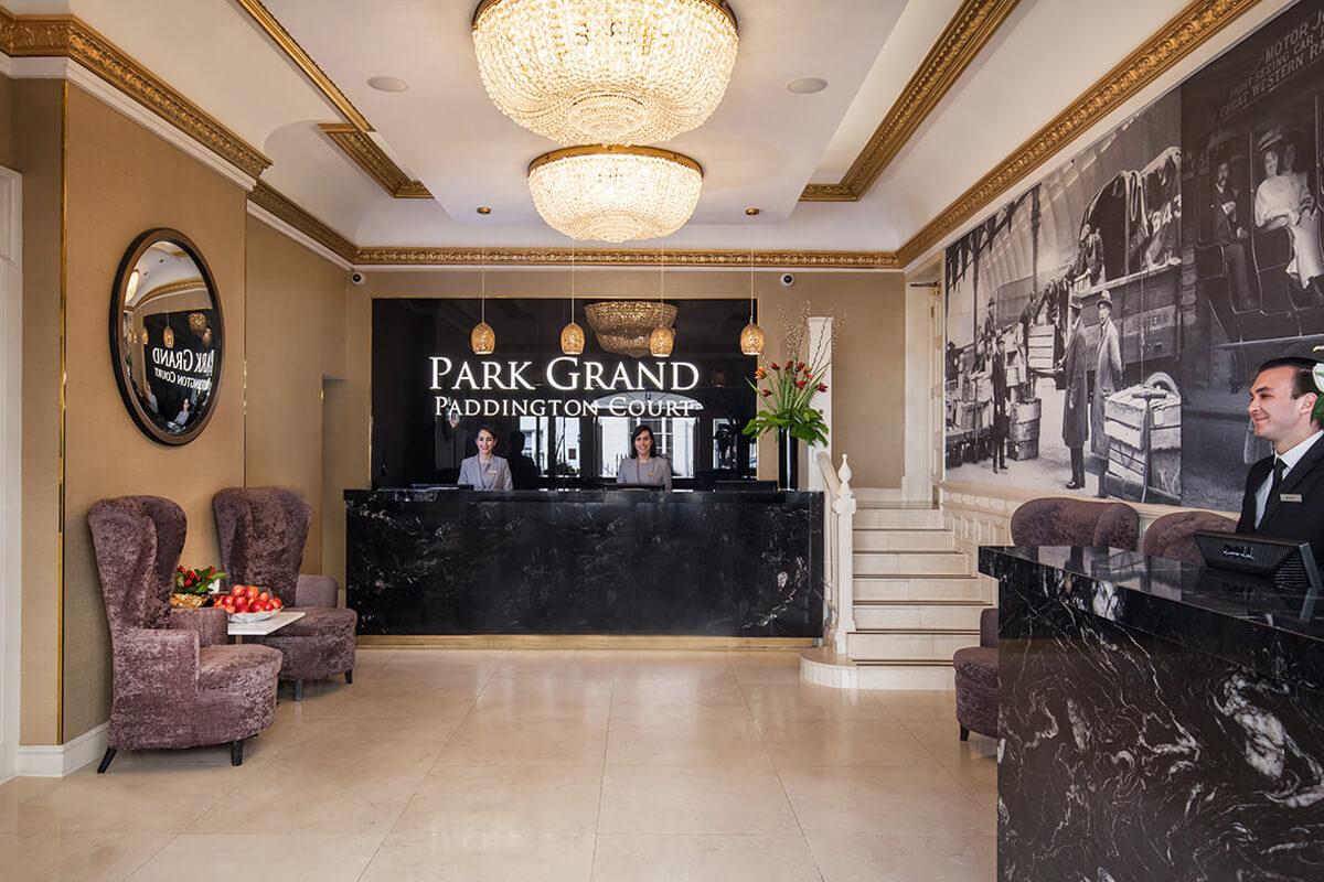 Paddington court hotel london shaftesbury paddington for 27 devonshire terrace paddington