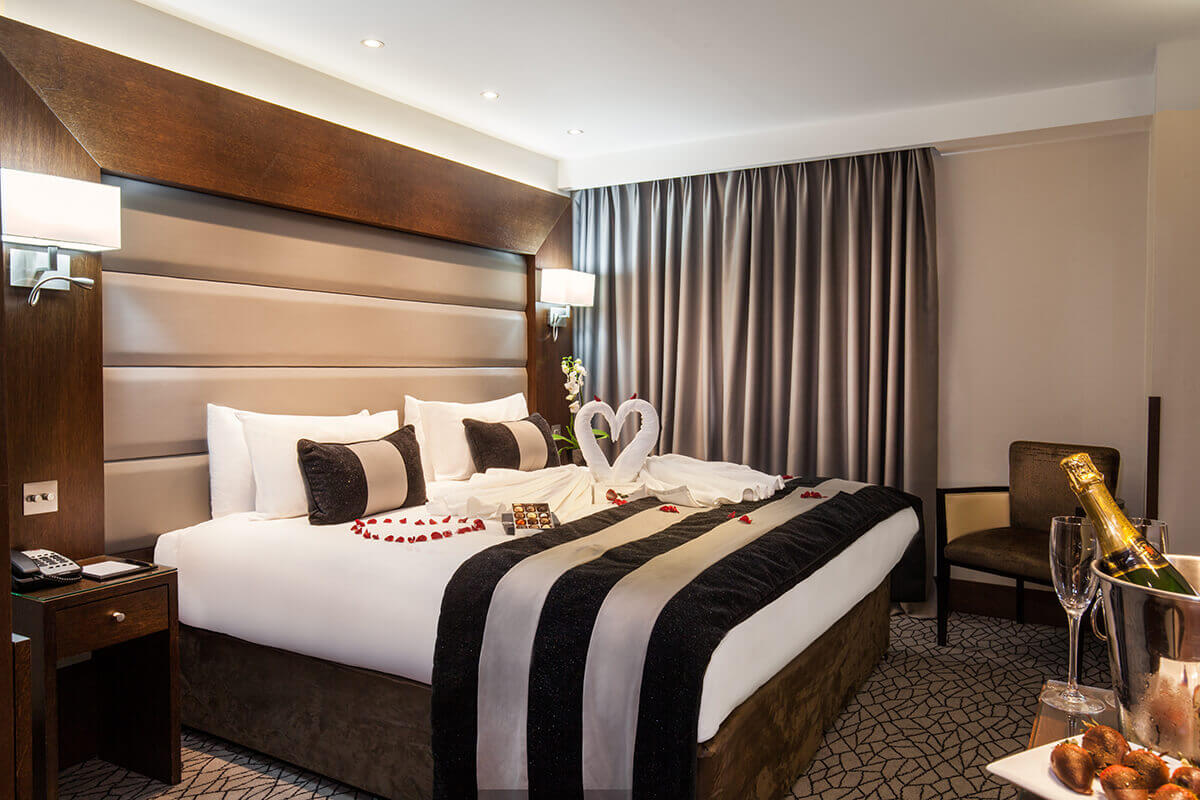 Devonshire Rooms Safe