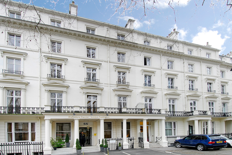 Grand Paddington Court Hotel London