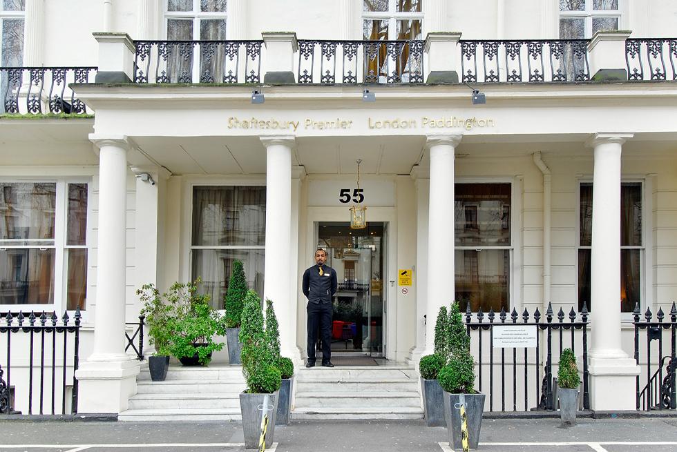 Shaftesbury Premier Hotel London