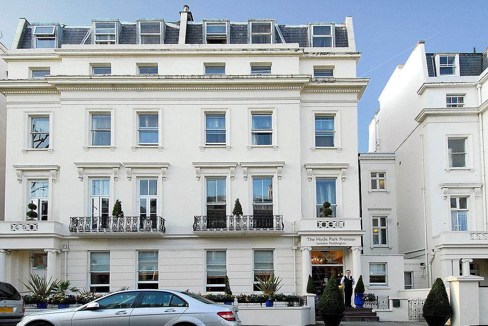 Hyde Park Premier London Paddington And Kensington Gardens Hotels