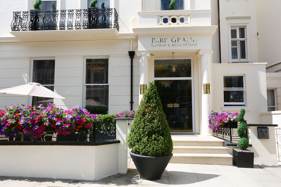 Best Hotel In Lancaster Gate By The Shaftesbury London