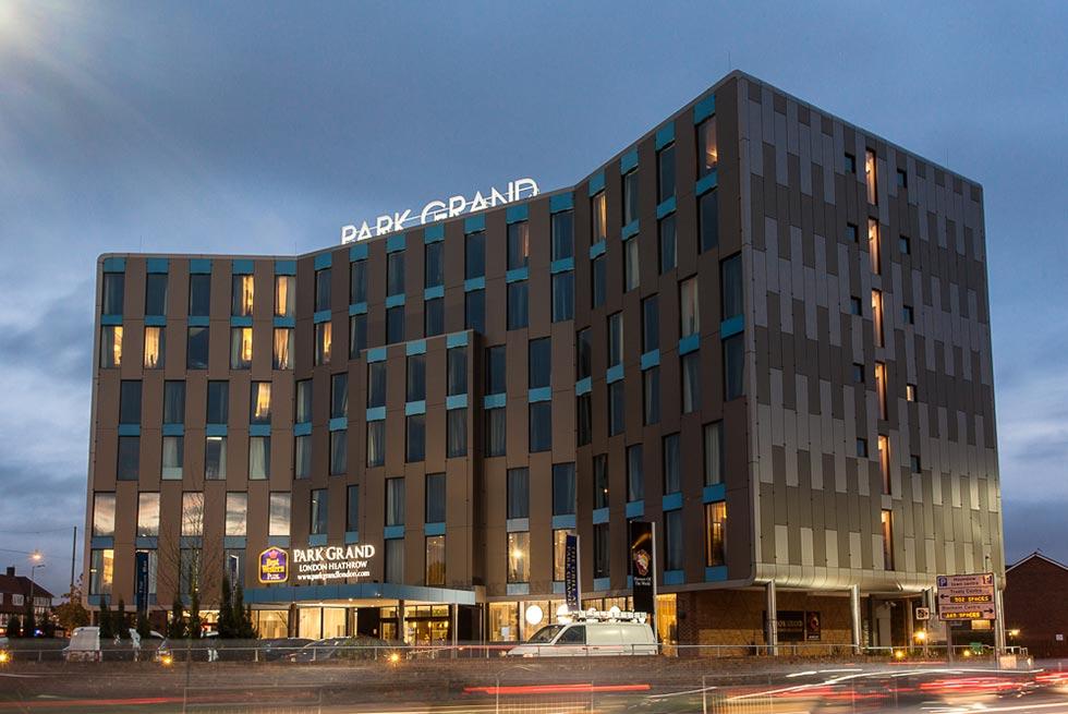 Park Grand Heathrow Hotels Near Heathrow Airport London