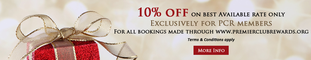 10% Off exclusively for PCR members