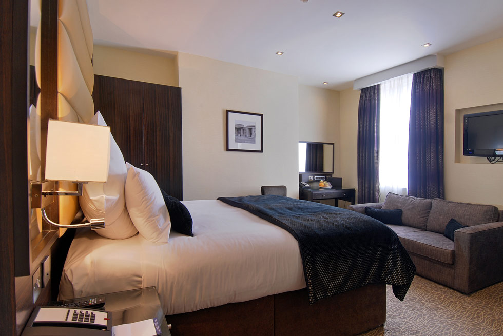 Shaftesbury Suites London Marble Arch Marble Arch Hotel
