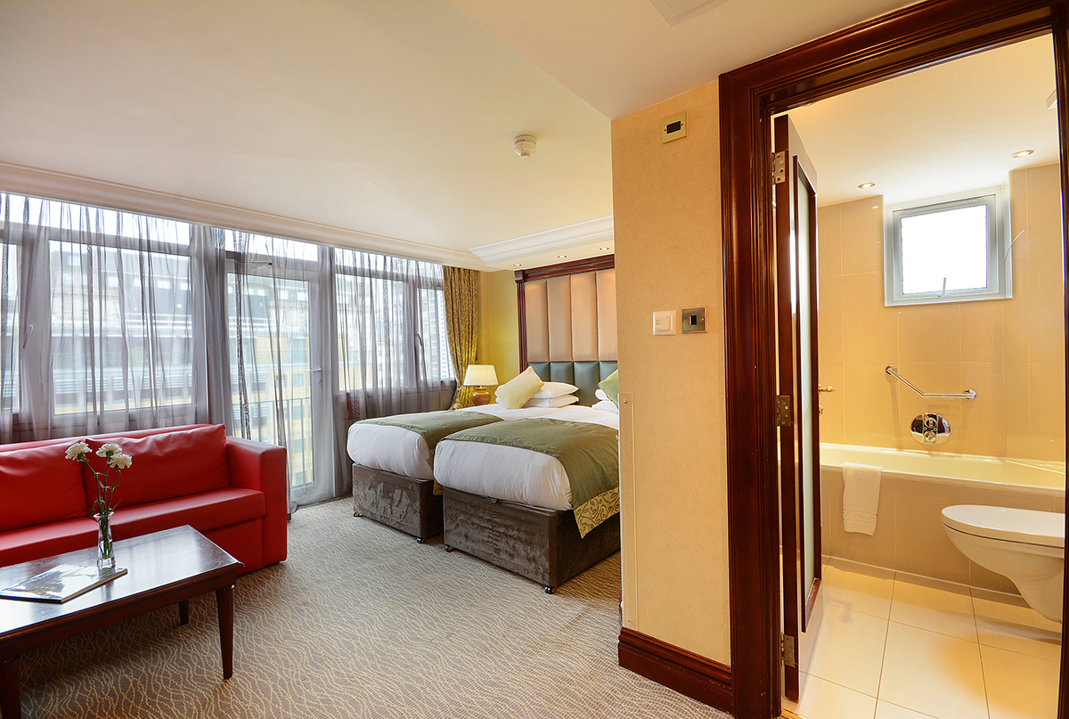 Central London Hotels- Discount Hotels in London, UK at